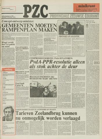 Provinciale Zeeuwse Courant 1976-11-02