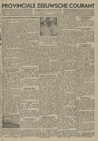 Provinciale Zeeuwse Courant 1943-08-28