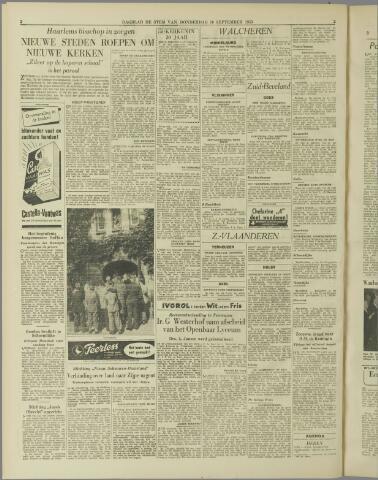 de Stem 1953-09-10