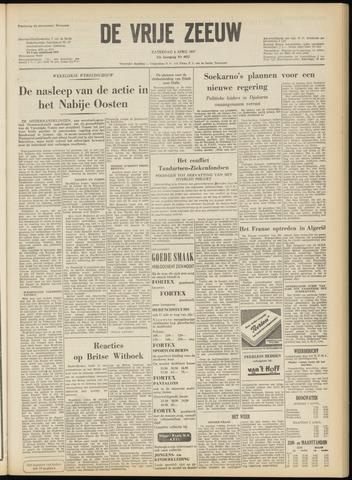 de Vrije Zeeuw 1957-04-06