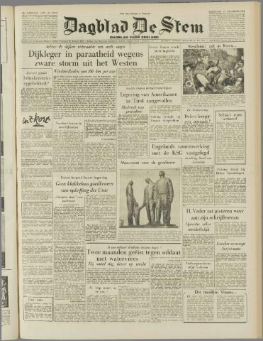 de Stem 1954-12-22