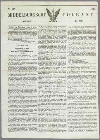 Middelburgsche Courant 1865-07-23
