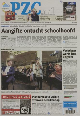 Provinciale Zeeuwse Courant 2011-02-18