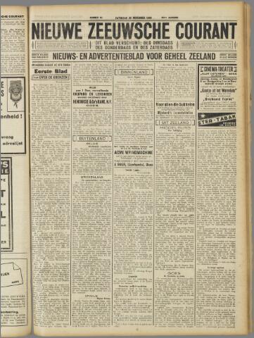 Nieuwe Zeeuwsche Courant 1930-11-29