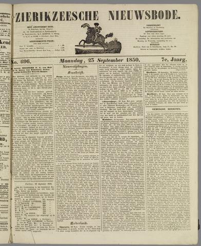 Zierikzeesche Nieuwsbode 1850-09-23