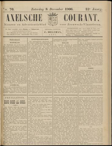 Axelsche Courant 1906-12-08