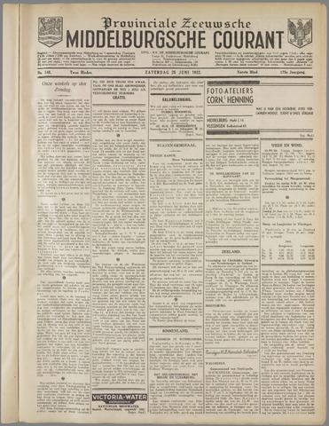 Middelburgsche Courant 1932-06-25