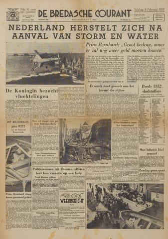Watersnood documentatie 1953 - kranten 1953-02-06