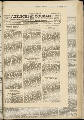 Axelsche Courant 1948-04-14