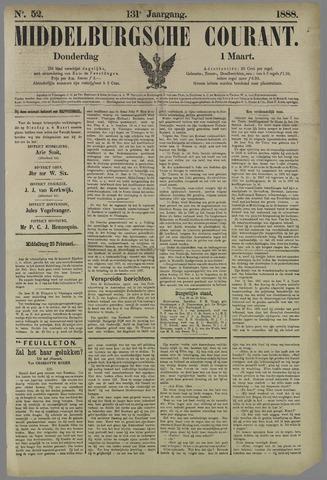 Middelburgsche Courant 1888-03-01