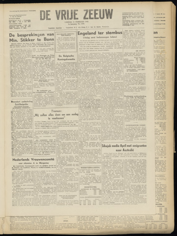 de Vrije Zeeuw 1950-02-24