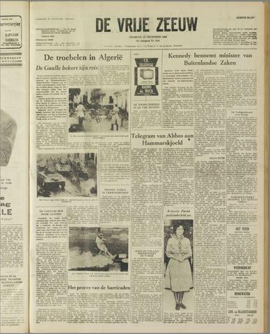 de Vrije Zeeuw 1960-12-13