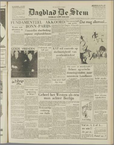 de Stem 1958-11-27