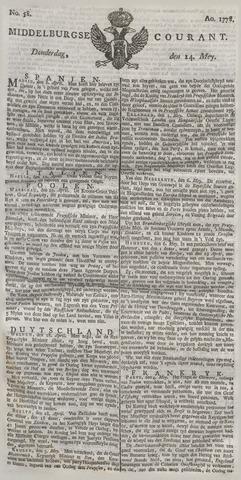 Middelburgsche Courant 1778-05-14