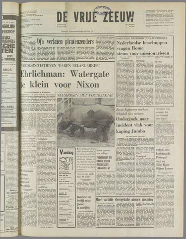 de Vrije Zeeuw 1973-07-25