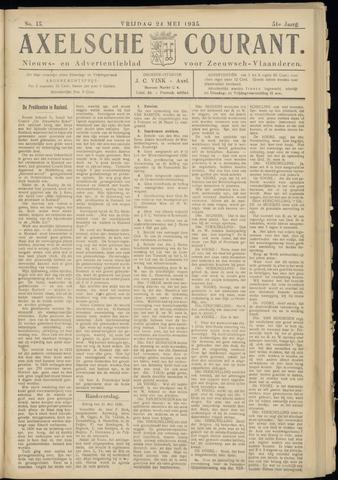 Axelsche Courant 1935-05-24