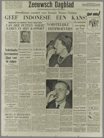 Zeeuwsch Dagblad 1961-11-24