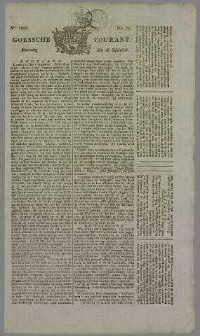Goessche Courant 1820-09-18