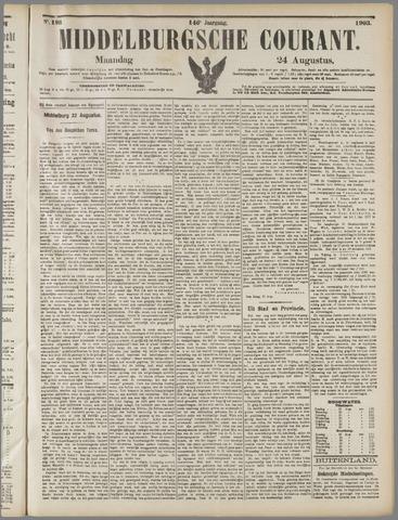 Middelburgsche Courant 1903-08-24