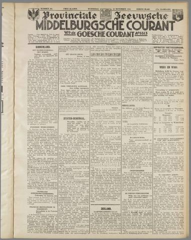 Middelburgsche Courant 1934-11-28