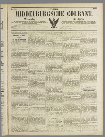 Middelburgsche Courant 1908-04-29