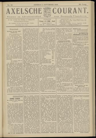 Axelsche Courant 1940-11-05