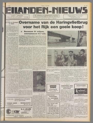 Eilanden-nieuws. Christelijk streekblad op gereformeerde grondslag 1975-07-04