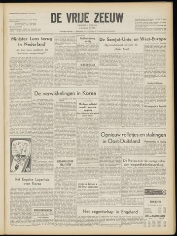 de Vrije Zeeuw 1953-07-24