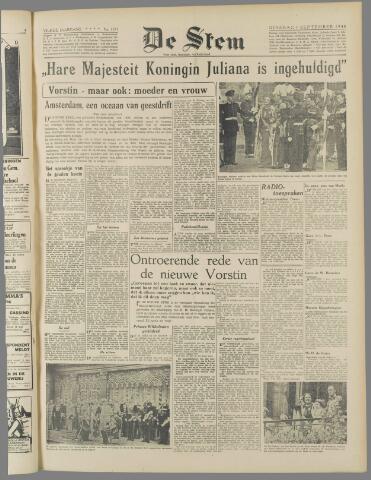 de Stem 1948-09-07