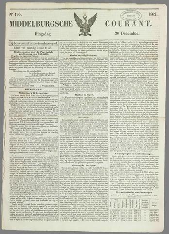 Middelburgsche Courant 1862-12-30