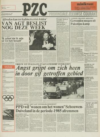 Provinciale Zeeuwse Courant 1976-07-27