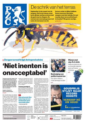 Provinciale Zeeuwse Courant 2020-09-09