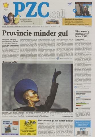 Provinciale Zeeuwse Courant 2009-03-20