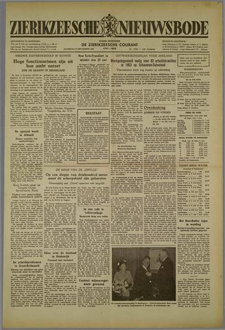 Zierikzeesche Nieuwsbode 1952-09-27