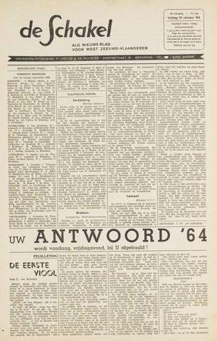 De Schakel 1964-10-16