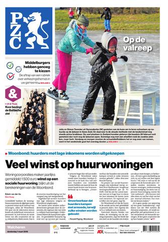Provinciale Zeeuwse Courant 2018-03-01
