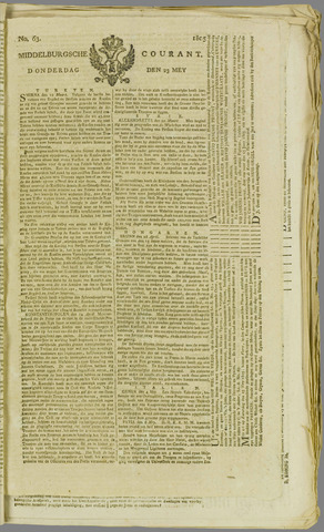 Middelburgsche Courant 1805-05-23