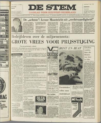 de Stem 1969-09-17