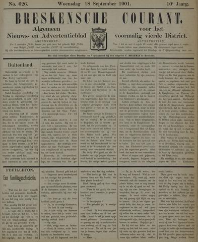 Breskensche Courant 1901-09-18
