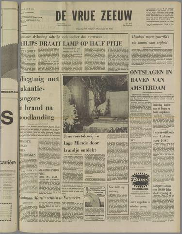 de Vrije Zeeuw 1971-09-07