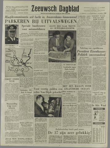 Zeeuwsch Dagblad 1958-11-06