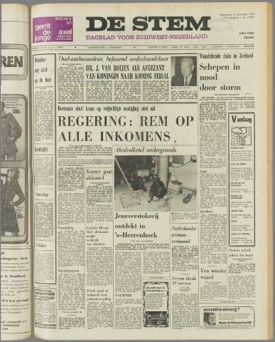 de Stem 1973-11-14