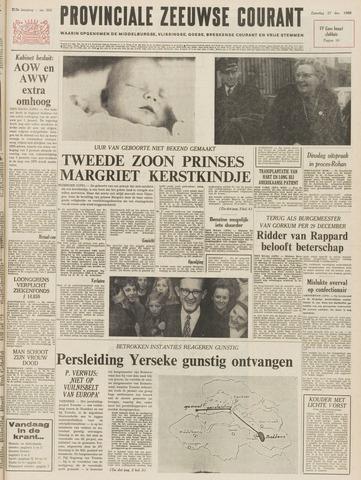 Provinciale Zeeuwse Courant 1969-12-27
