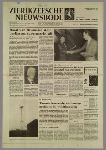 Zierikzeesche Nieuwsbode 1983-02-28