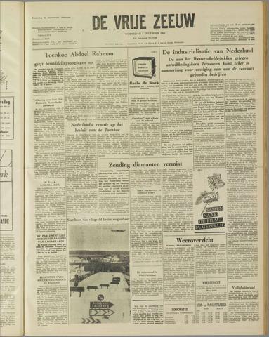 de Vrije Zeeuw 1960-12-07