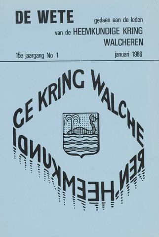 de Wete 1986-01-01