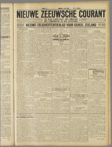 Nieuwe Zeeuwsche Courant 1930-07-01