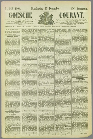 Goessche Courant 1908-12-17