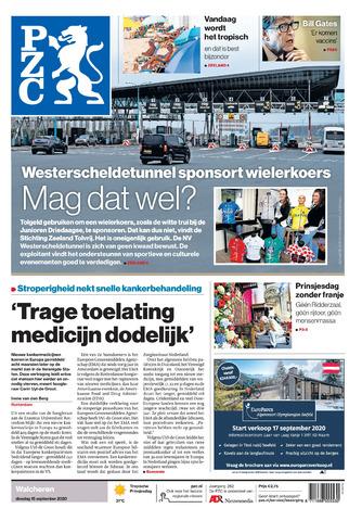 Provinciale Zeeuwse Courant 2020-09-15