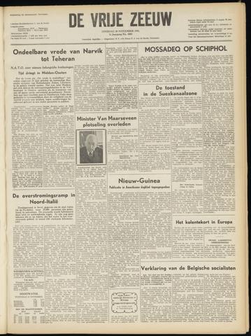 de Vrije Zeeuw 1951-11-20